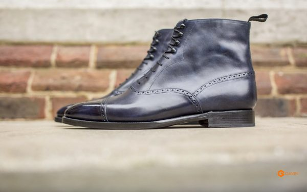 mens navy work boots gv 5532 1